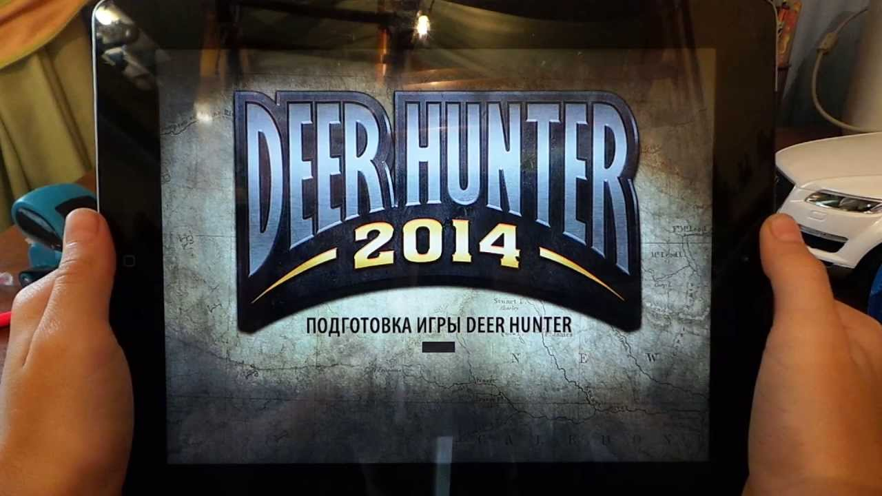 u043eu0431u0437u043eu0440 u0438u0433u0440 u043du0430 ios u0438 android #2 (Deer Hunter 2014)