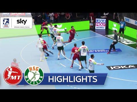 MT Melsungen - HSG Wetzlar   Highlights - LIQUI MOLY Handball-Bundesliga 2019/20