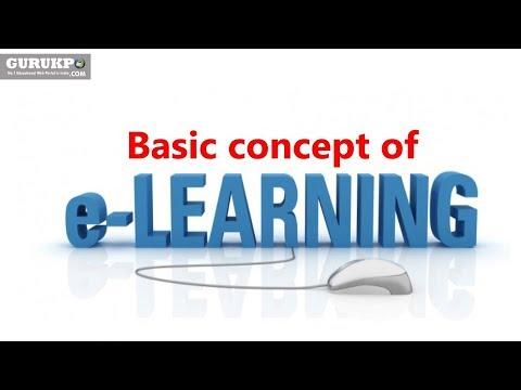 Basic concept of E-Learning (B.Ed) Gurukpo