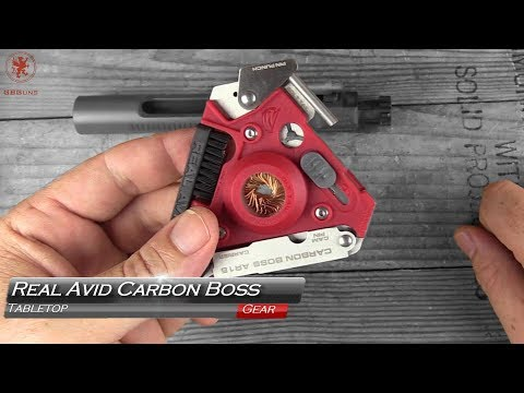 Real Avid Carbon Boss AR15