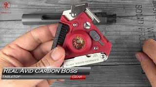 Real Avid Carbon Boss AR15