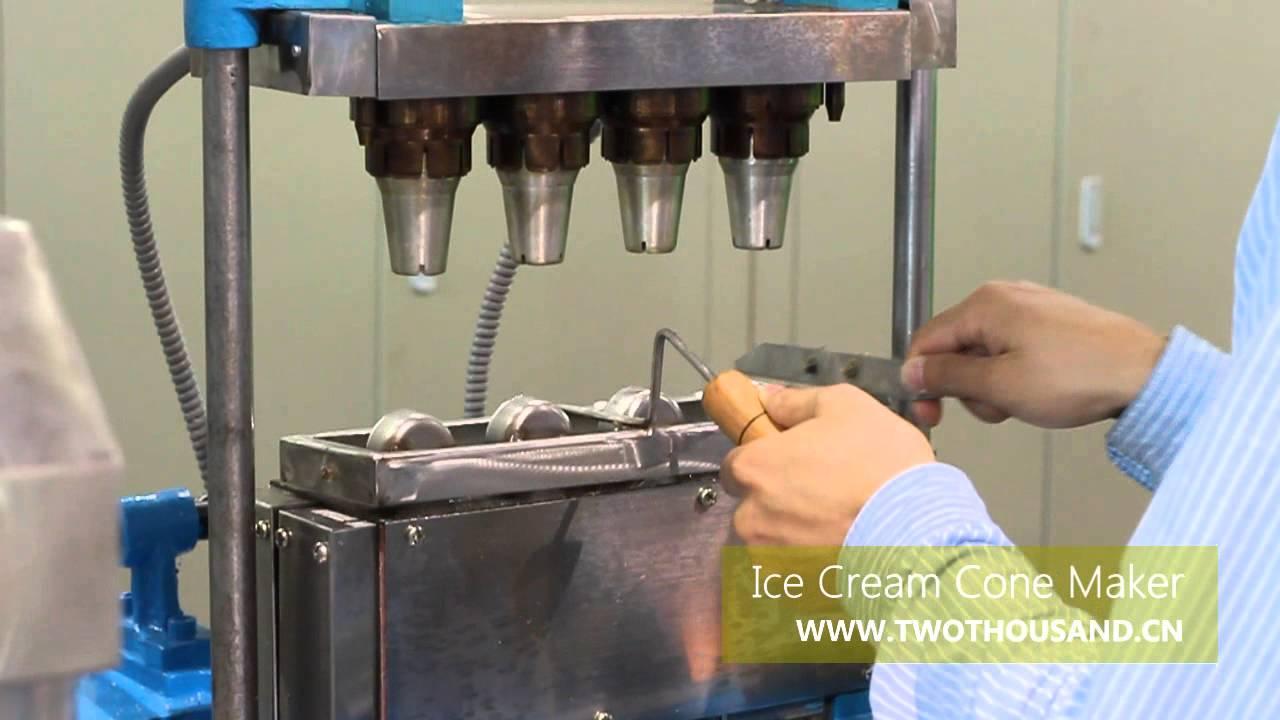 Step 3 pour material make ice cream cone ice cream cone maker step 3 pour material make ice cream cone ice cream cone maker youtube ccuart Image collections