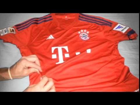 MeuPacote Camisa de Bayern Munique Home (15 16 ) - Aliexpress  3 ... eb12b12f611ec
