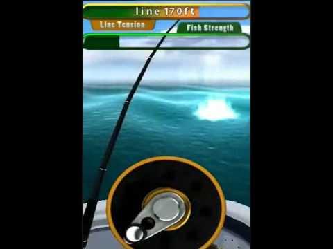 Flick Fishing IPhone App