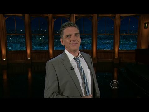 Late Late Show with Craig Ferguson 1/13/2011 Denis Leary, Kathleen Madigan