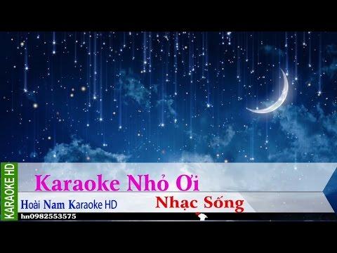 Karaoke Nhỏ Ơi