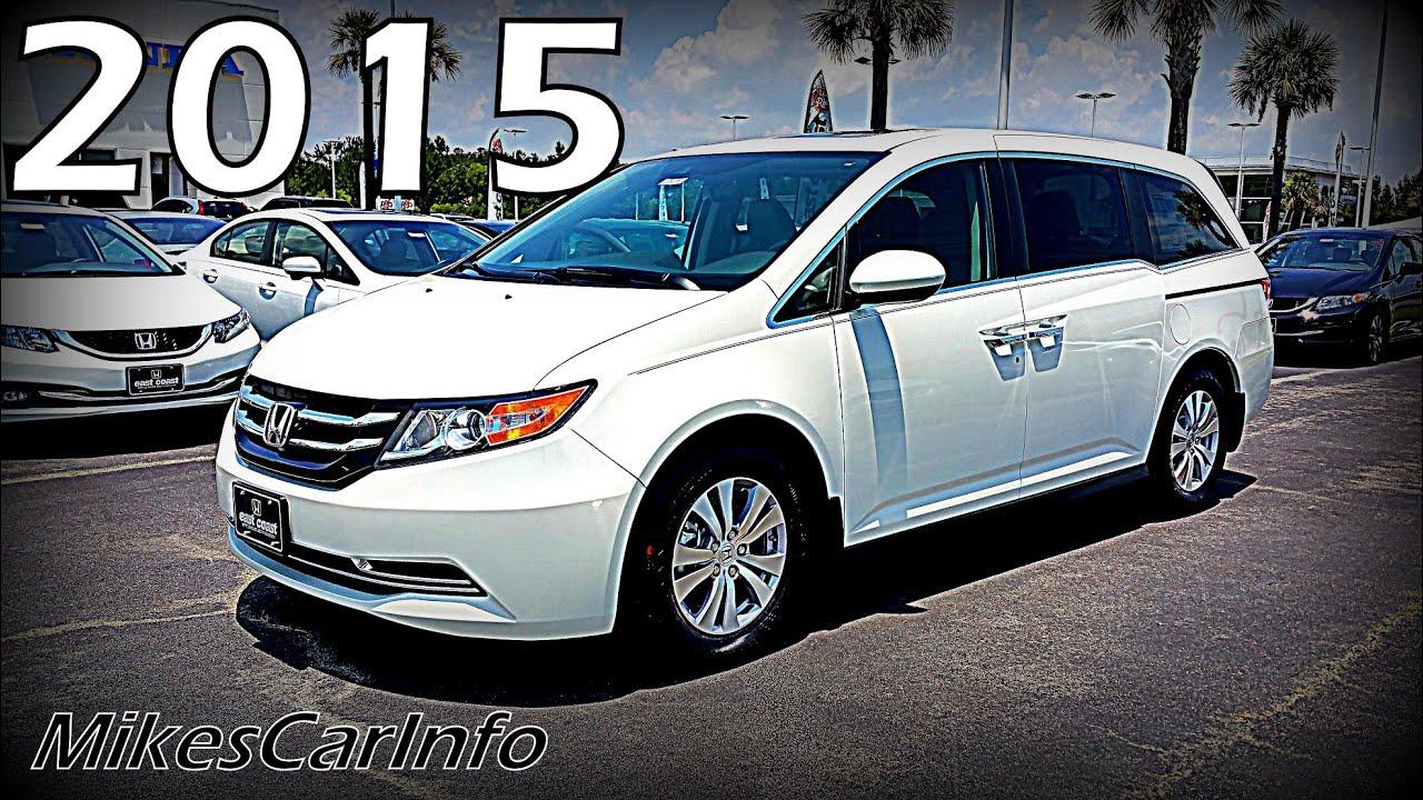 Kekurangan Honda Odyssey 2015 Review
