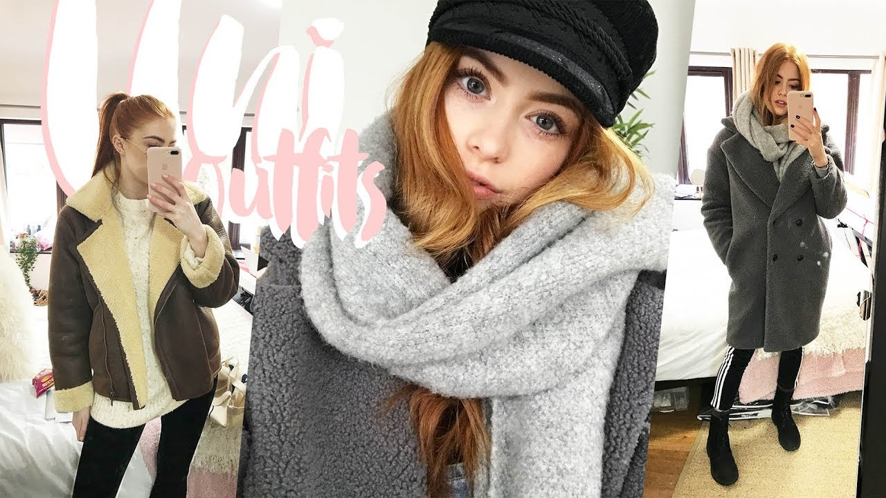 0718939f7e1 WEEK IN UNI OUTFITS | SNOWY EDITION | MsRosieBea - YouTube