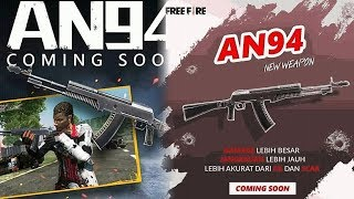 New Weapons - AN94 (Coming Soon)
