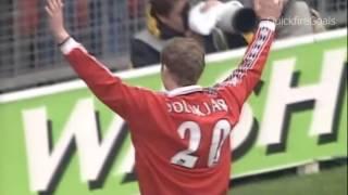 Ole Gunnar Solskjær 126 Goals for Manchester United