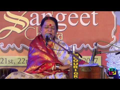 Prabhati Mukherjee~Yaad Piya ki Aaye ~Tabla~Dipankar Acharya