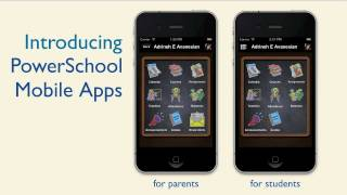 powerschool for parents powerschool for students app video