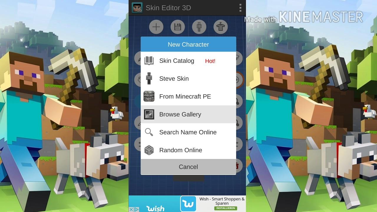 Minecraft PE Chaosflo Skin Bekommen TUTORIAL YouTube - Minecraft spielerkopfe erstellen