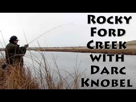 Rocky Ford Creek With Darc Knobel