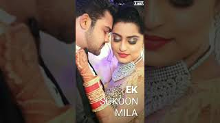 Dil Sambhal Ja Zara Whatsapp Status || Romantic Status Video || Full Screen Status Video ❤️❤️❤️❤️