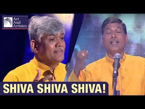 Shiva Shiva Shiva Shankara   Gundecha Brothers   Dhrupad   Idea Jalsa   Art and Artistes
