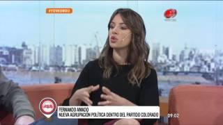 Buen día Uruguay - Fernando Amado 24 de Junio de 2016