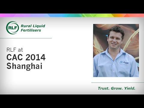 RLFat CAC 2014 Shanghai