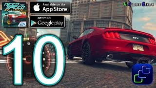 NEED FOR SPEED No Limits Android iOS Walkthrough - Part 10 - Underground: Chapter 4: RPM