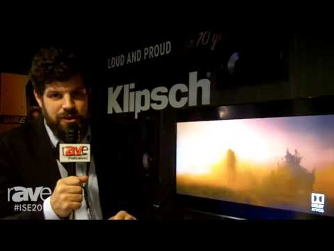 ISE 2016: Klipsch Highlights Reference Premiere HD Wireless Speakers