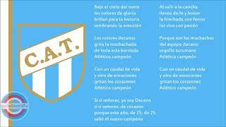 Baixar Hino do Atlético Tucumán ( Argentina ) | Versão Original