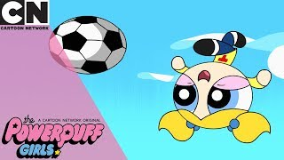 The Powerpuff Girls | Game Time | Cartoon Network UK
