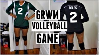Get Ready With Me Volleyball Game Youtube Take your shoes off and play a game of volleyball on the beach. get ready with me volleyball game