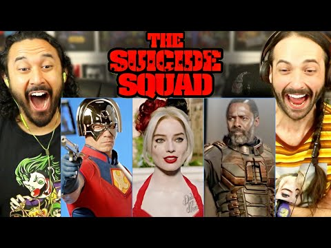 THE SUICIDE SQUAD – SNEAK PEEK REACTION!!! (DC Fandome Exclusive)