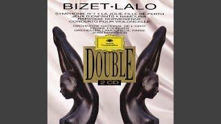 Lalo: Cello Concerto in D minor - 3. Andante - Allegro vivace