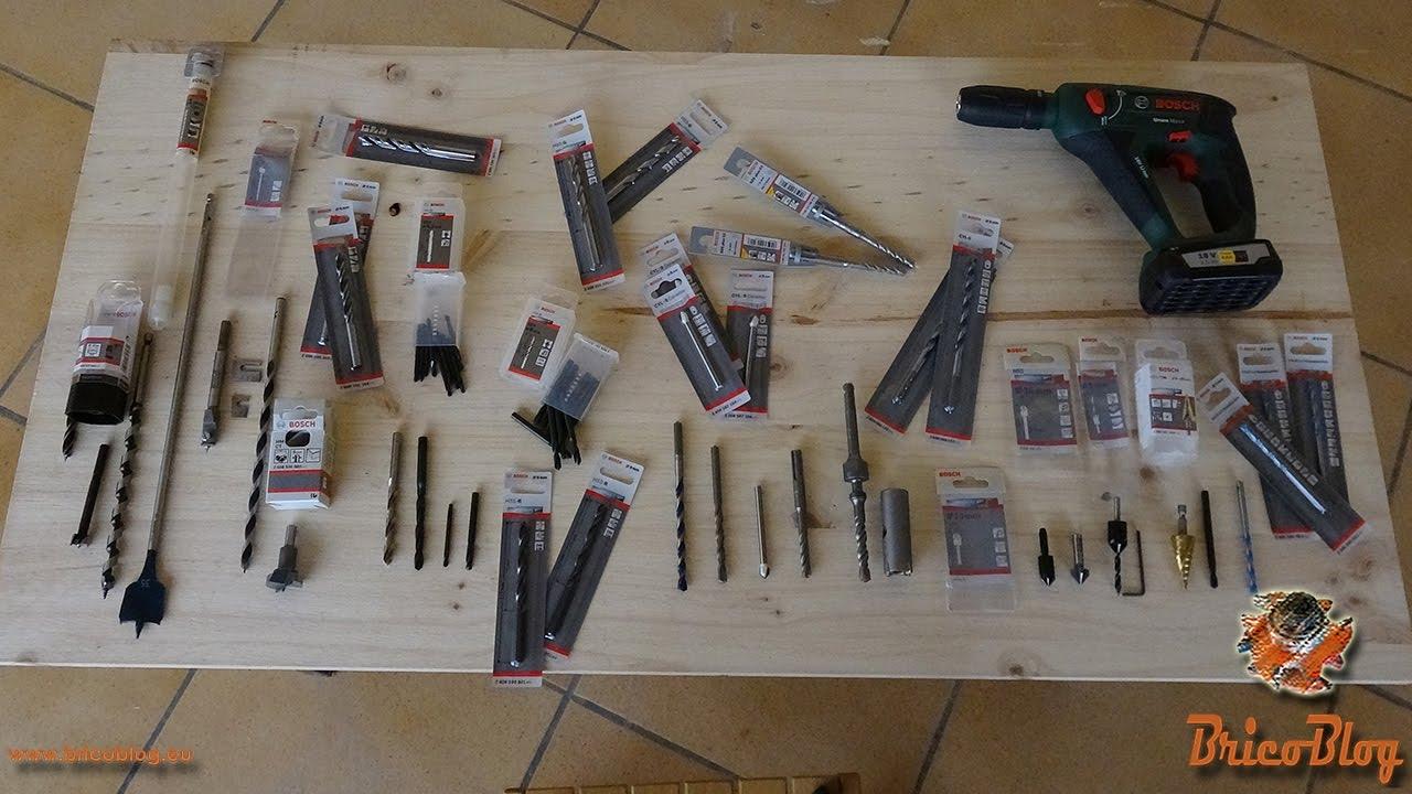 Brocas para madera tipos y usos para bricolaje youtube for Bricolaje en madera gratis
