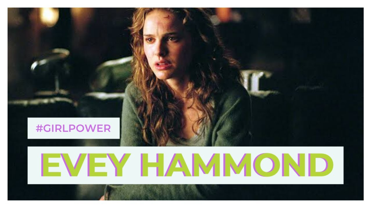 Personagens Femininas Evey Hammond V For Vendetta Youtube