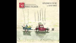 Explosions In The Sky & David Wingo   Join Me On My Avalanche
