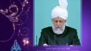 Eid Ul Adha 2009 - The Importance of Sacrifice (Urdu) - 1
