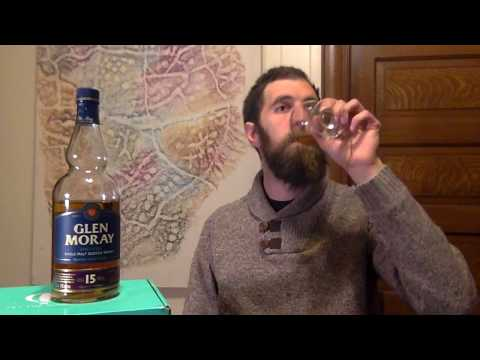 Review of the Glen Moray 15 year Scotch Whisky