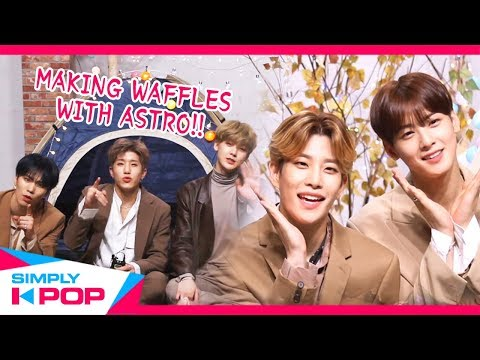 Simply K-Pop  With ASTRO아스트로 - Ep390
