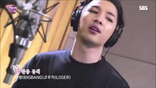 Gambar cover 太陽Taeyang 獨唱清晰版 《Loser》 太阳 Solo 独唱清晰版 와 함께하는 태양의   Itss BIGBANG