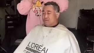 Прикол парикмахерские в китае