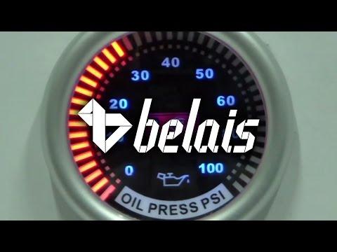 Указатель давления масла «KetGauge» 9904 (Ø52) — «Белайс»