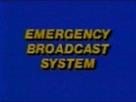 Emergency Broadcast System Test (1983)