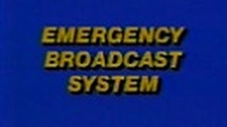Emergency Broadcast System Test (1983)