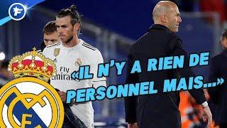 Zinédine Zidane met Gareth Bale à la porte du Real Madrid | Revue de presse