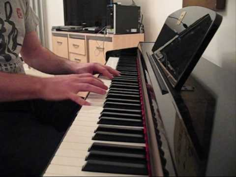 Theme from Cheers on piano