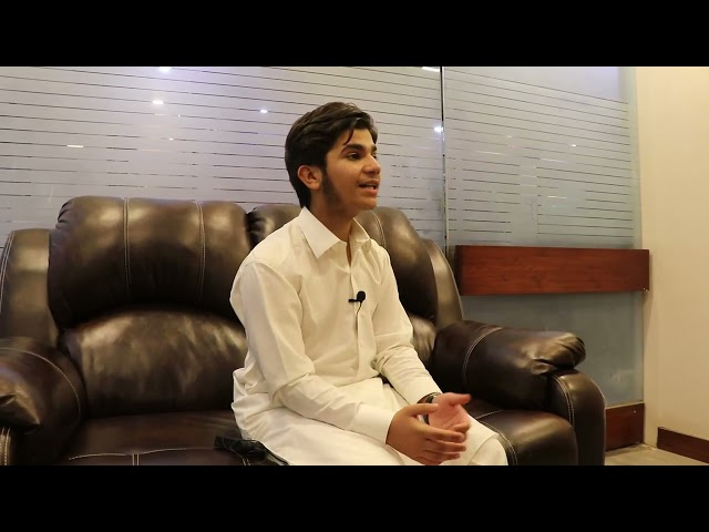 Who is Little professor Hammad Safi | My Latest Interview
