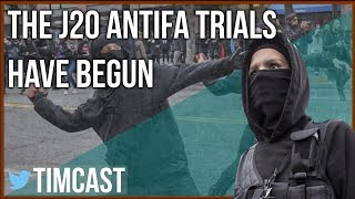 ANTIFA FELONY CONSPIRACY TRIALS HAVE BEGUN