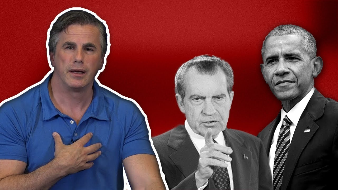Judicial Watch - Tom Fitton: Barack Obama Makes Richard Nixon Seem Like An Amateur
