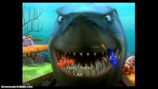 Finding Nemo - Character Interviews