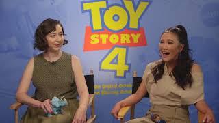 Kristen Schaal & Ally Maki Interview: Toy Story 4