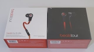 First Look: NEW! Beats Tour 2.0 Unboxing(Retails for $149 USD More info here: ..., 2013-06-30T22:30:42.000Z)