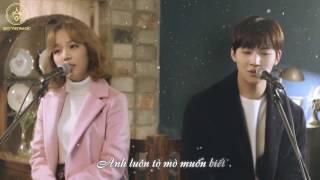 [VIETSUB] Just Because (그냥 한번) - Baek A Yeon ft. JB