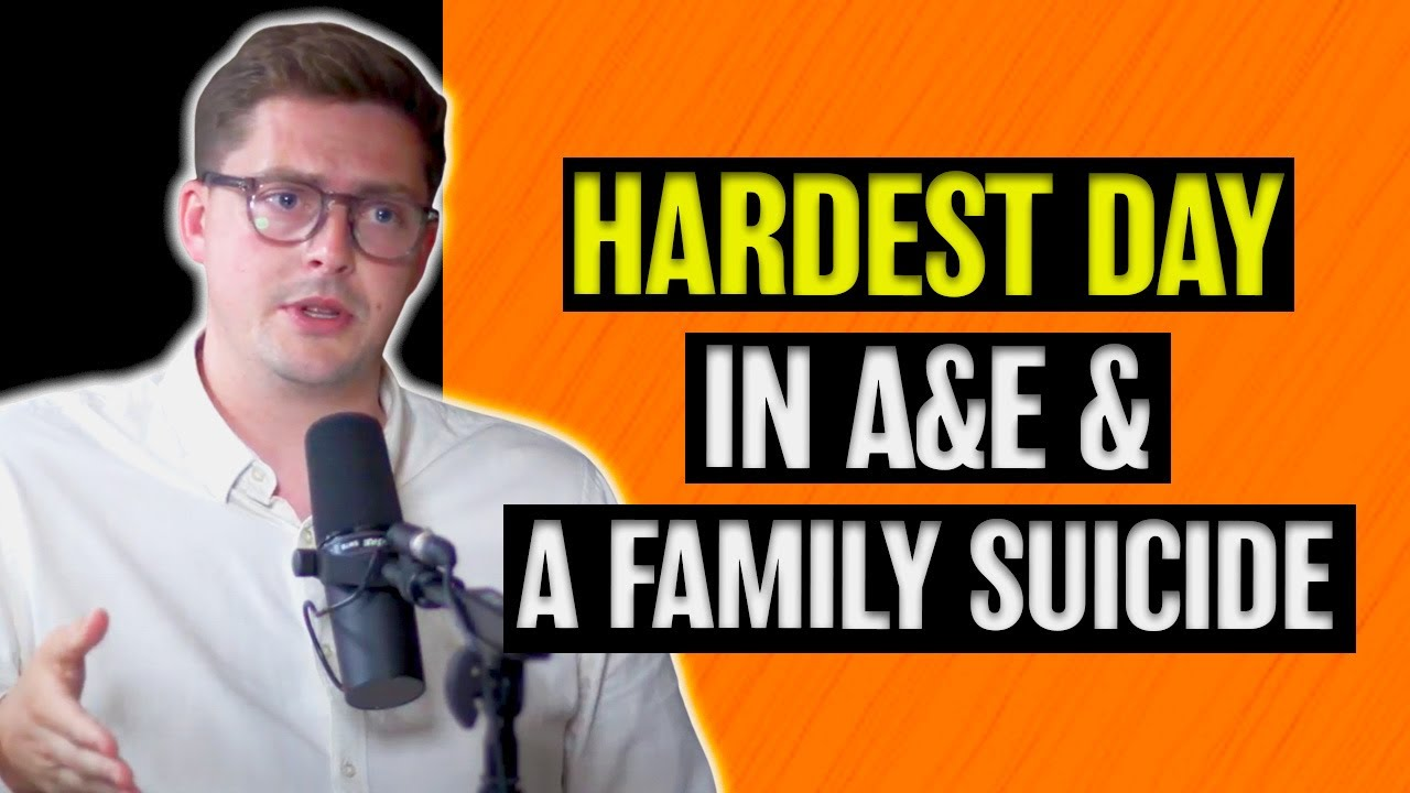 E89: Dr Alex George: My Hardest Day in A&E, Family Suicide & Finding TRUE Purpose.